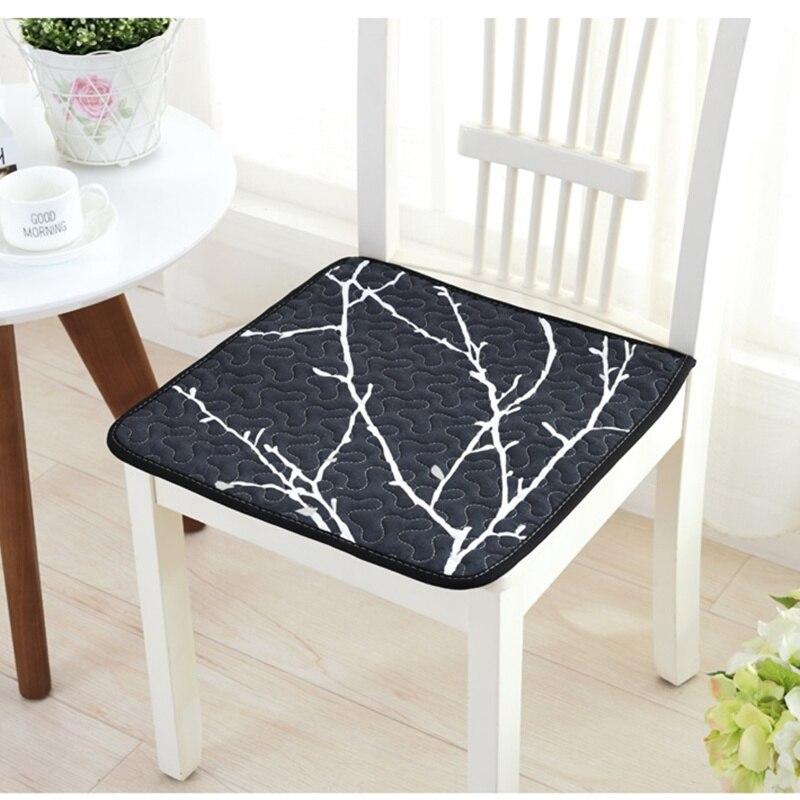 2019 Modern Super Soft Chair Cushion Non-slip Seat Cushion Mat For Sofa Home Decor Back Cushion Chair Pad 40*40/45*45/50*50cm