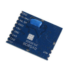 New RC FPV 5.8G Wireless Audio Video Receiving Module RX5808 Electric