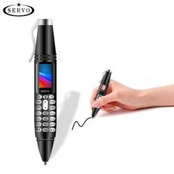SERVO K07 Pen mini Cellphone 0.96