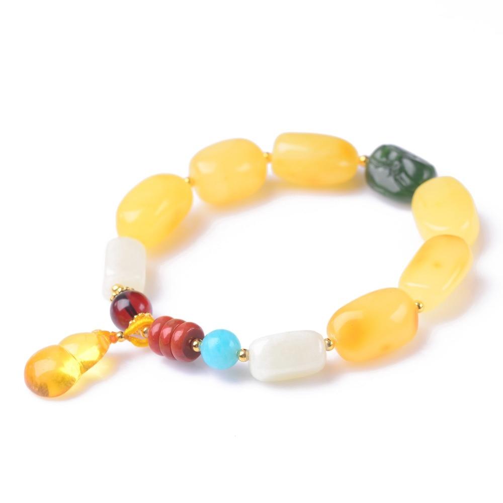 Handmade Authentic Multi-Crystal Beads Bracelets эротическое белье женское avanua celia цвет черный 03574 размер s m 42 44