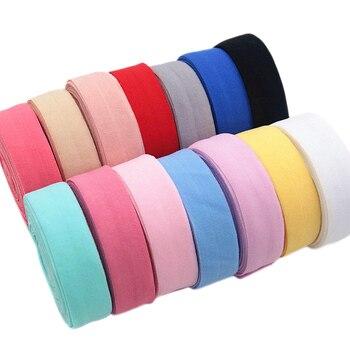 Bracelet caoutchouc pliable sur le pantalon 20mm | 2cm pour pantalon, sous-vêtements, soutien-gorge vêtements en caoutchouc, ceinture souple réglable élastique 20mm 5m 2