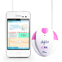 Wholesaler OME New Smart Fetal Favorite Home Phone APP Pregnant Women Listen To Fetal Heart Tone Monitor Fetal Diagnosis Device