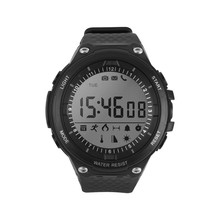 Sports Smartwatch Bluetooth 4.0 IP68 Waterproof Remote Camera Outdoor Mode Fitness Tracker Reminder Wearable Device