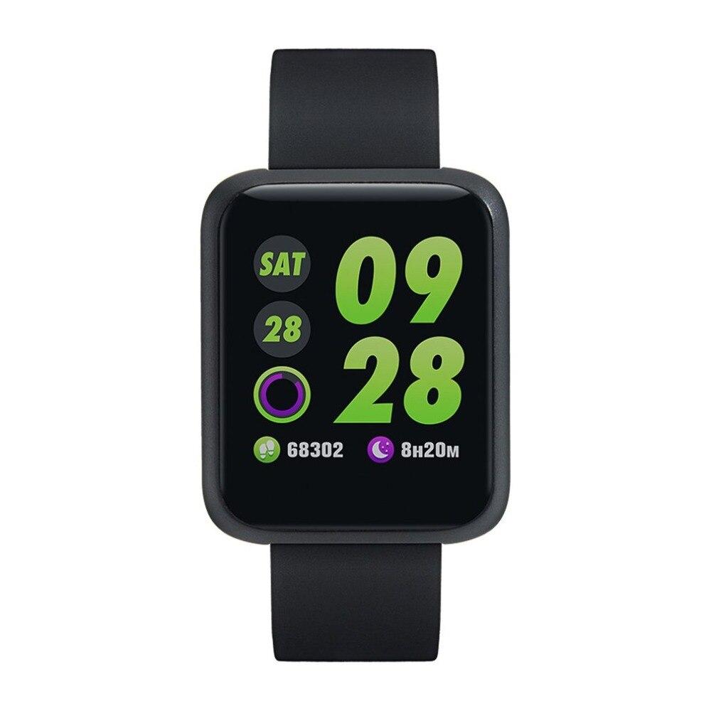 c31add87b49 COLMI Sport3 Pulseira Relógio Inteligente Pulseira De Fitness Rastreador  Smartwatch Relógio de Pulso Banda Pulseira Inteligente Para O Esporte  Mulher Homem ...