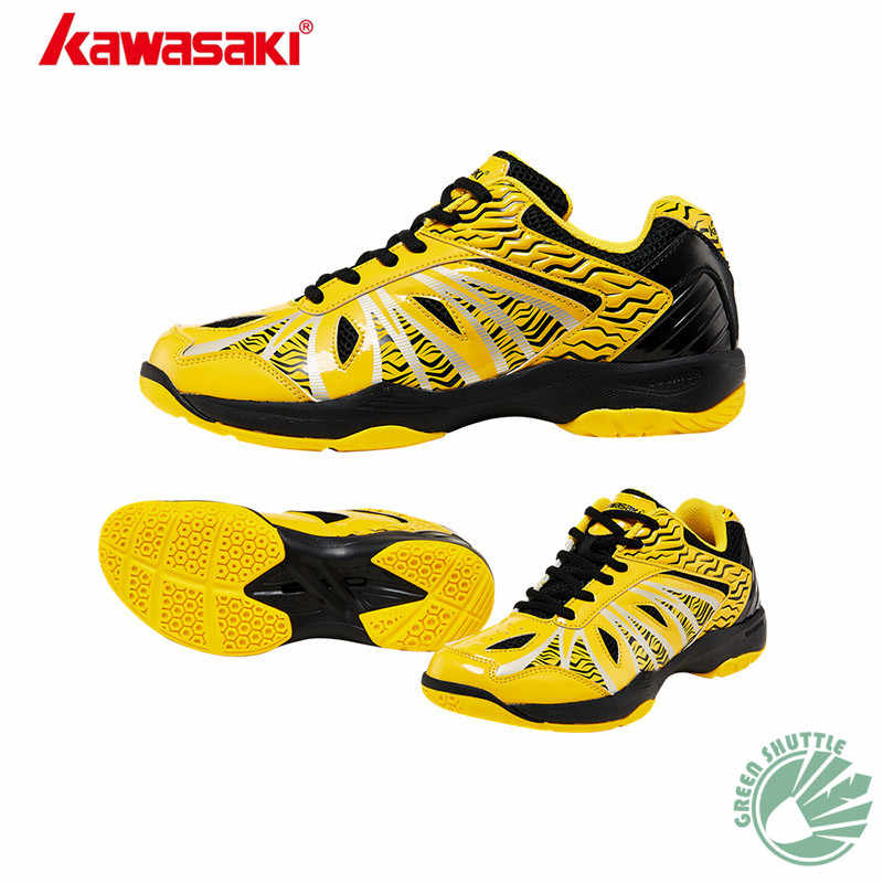 Hot Sale 2019 Kawasaki K-076 K-075 Badminton Shoes Sports Shoes PE Balance Shoes For Men And Women Badminton Sneakers