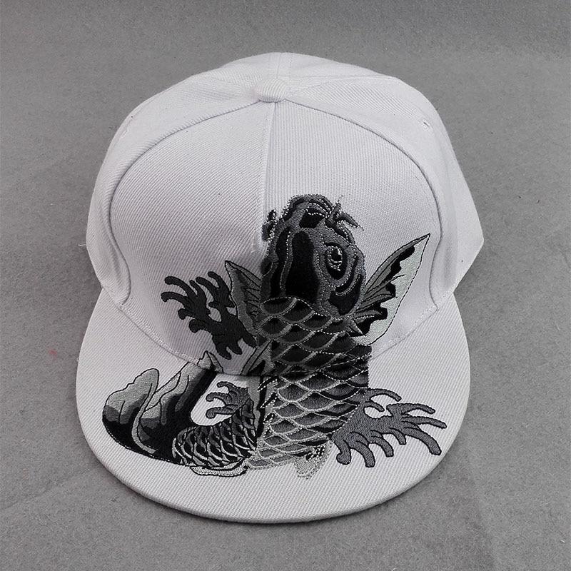 OZyc 2017 mada medvilnės mulisha beisbolo kepurės vyrų plokščia - Drabužių priedai - Nuotrauka 4