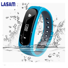 Smartband E02 Well being health tracker Sport Bracelet Waterproof Wristband for IOS Android fitbit flex Sensible Band four.zero Bluetooth