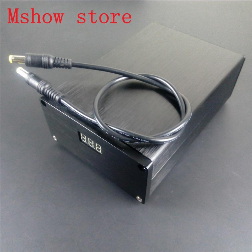 25VA upgrade Talema Ultra-Low Noise Linear Power Supply psu output DC 5V 9V 12V High quality for hifi audio amp dac headphone