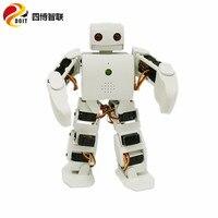 A Complete Set Of DOIT 18 DOF Vivi Humanoid Robot Compatible With Plen2 For Arduino Plen