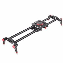 Neewer 60cm/80cm/100cm/120/cm Carbon Fiber Track Slider Stabilizer for Camera Camcorder(China)
