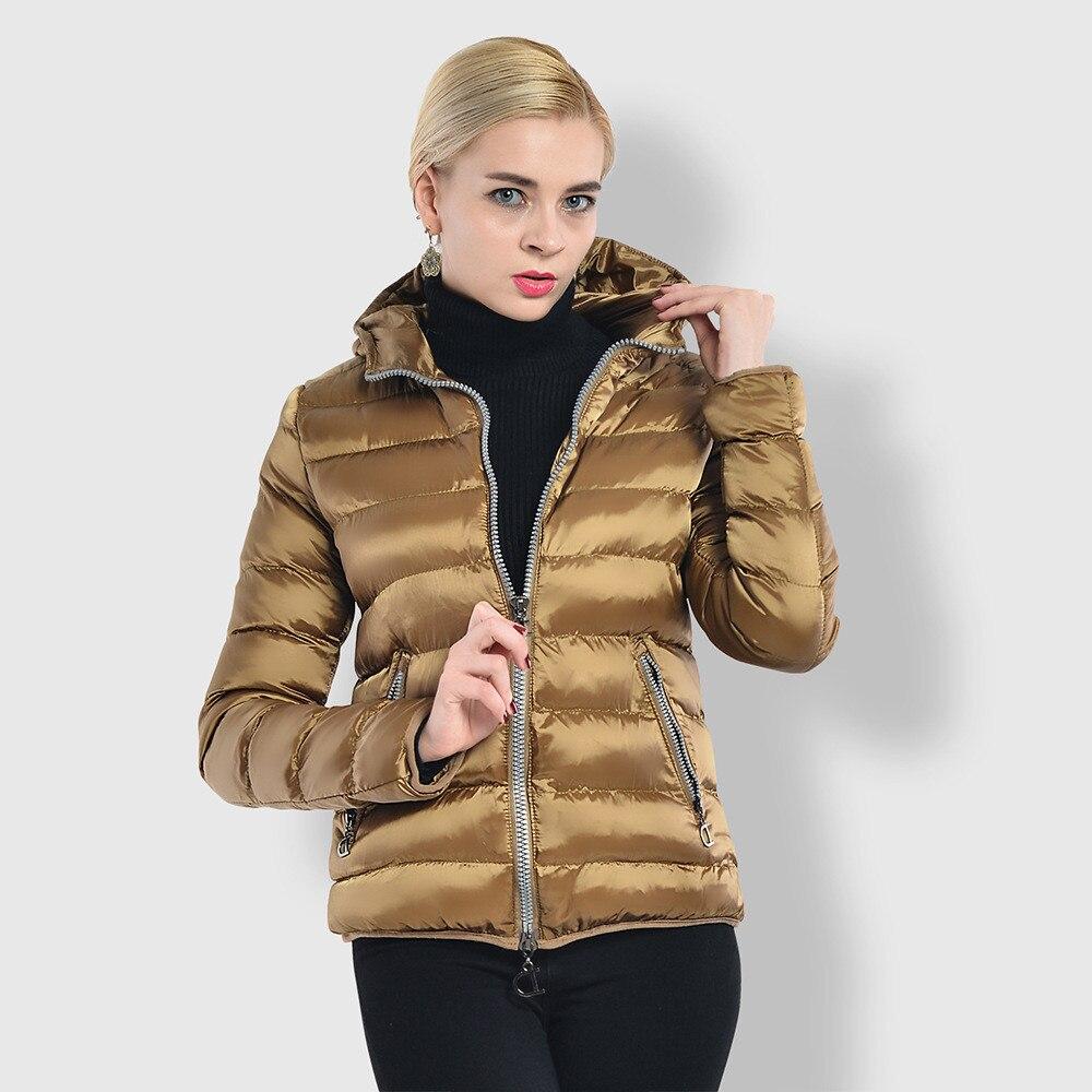 veste courte hiver femme 2018