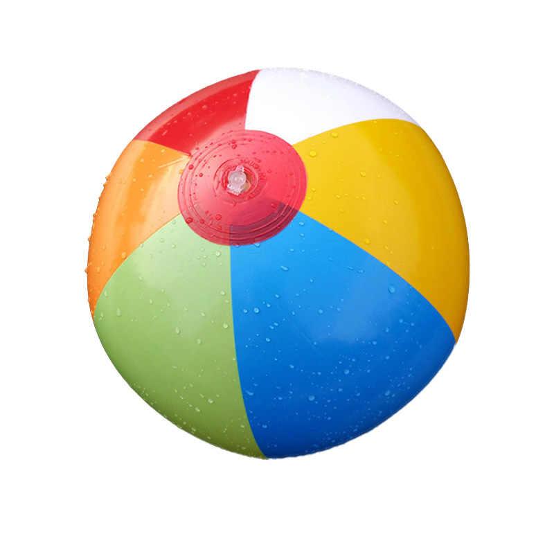 أطفال بالونات حمام سباحة لعب ألعاب بالماء حفلات شاطئ الرياضة كرات 30/40/60 سنتيمتر ألعاب ترفيهية ملونة نفخ الكرة