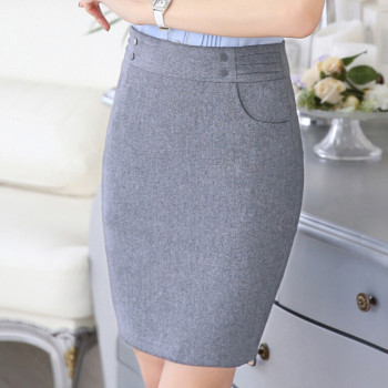 Fashion women mini short skirt plus size women pencil skirt