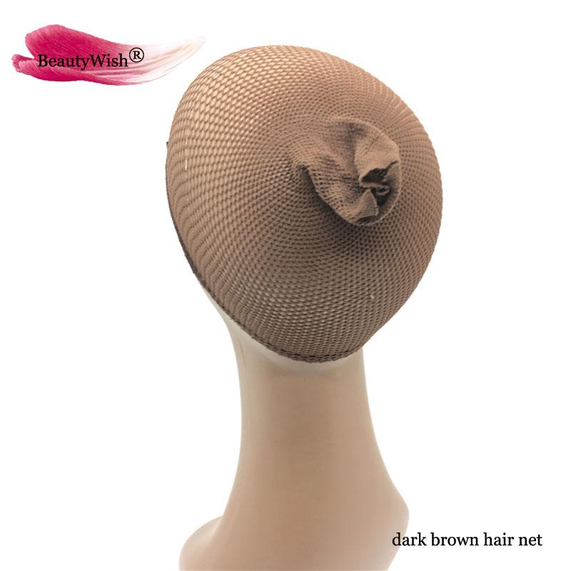Эластичные нейлоновые сетки для волос черного коричневого бежевого