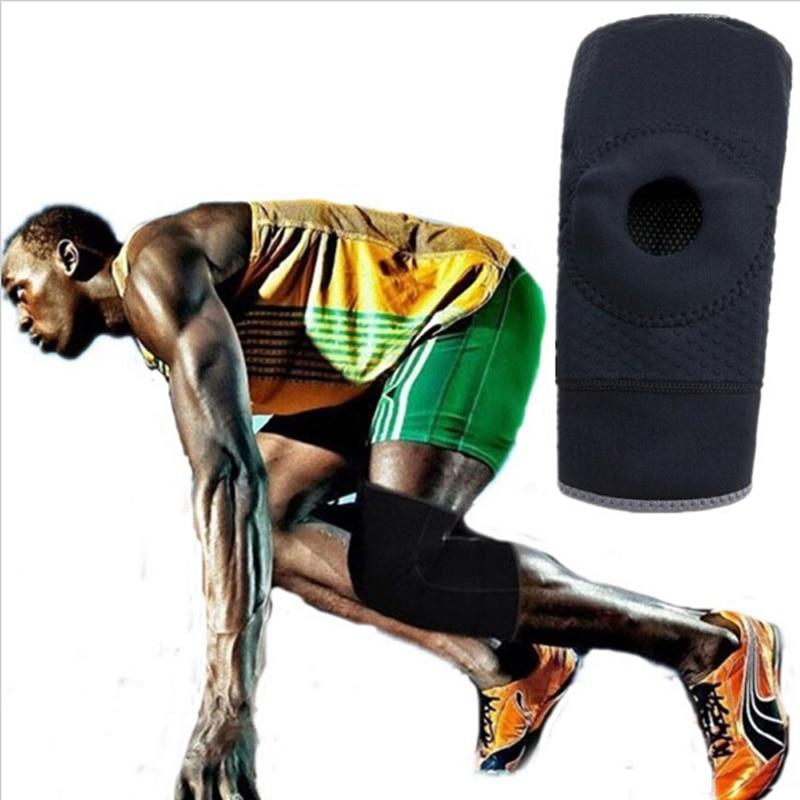 Athlétisme Genouillère Protège-genou Support Sport Protection - Sportswear et accessoires - Photo 2