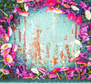 3 5ft The Newest Backgrounds For Children Floral Digital Printing Thin Cloth Vinyl Photography Background For