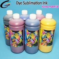 Heat Transfer Sublimation Ink for Epson L800 L801 L810 L850 L1800 Sublimation Printer