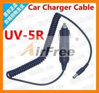 12V DC Car charger for Baofeng UV-5R Wouxun KG-UVD1P, KG689 CIGARETTE LIGHTER plug Car charger