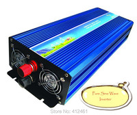 DHL Or Fedex 3500W Pure Sine Wave Inverter 7000w Peak For Wind And Solar Energy High
