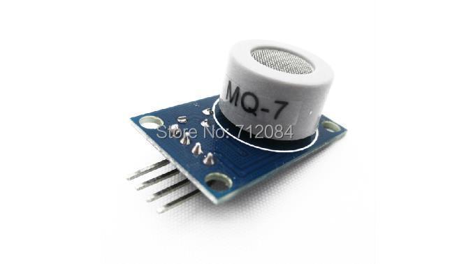 5PCS MQ-7 module Carbon monoxide gas sensor detection alarm MQ7 sensor module