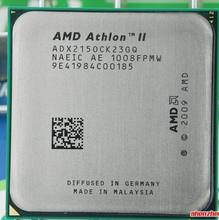 Original AMD Athlon II X2 215 Dual Core 2,4 GHz Socket AM3 Desktop CPU procesador piezas dispersas procesador Dual-core(China)