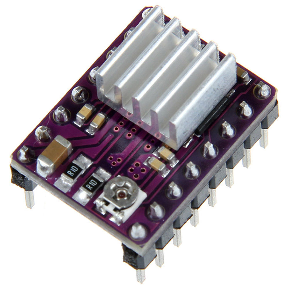 A25 for Arduino DRV8825 Stepper Driver 4 layer PCB &heatsink Reprap RA 1.4 StepStic drv8825
