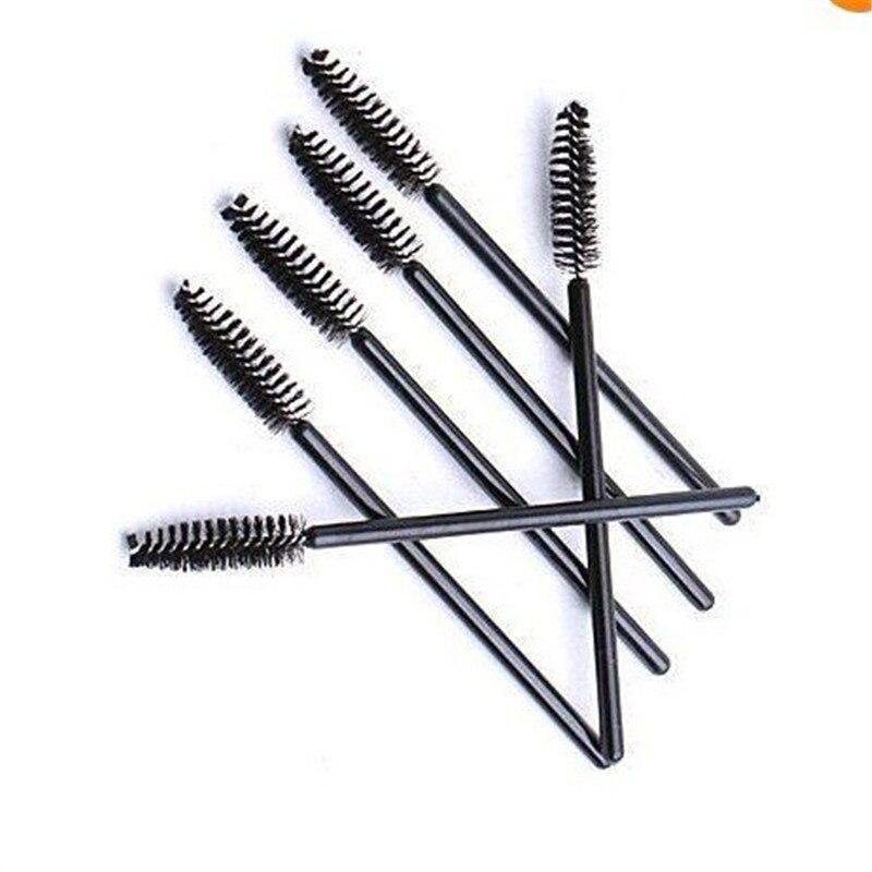 Wholesale Price for 1000 pcs Disposable Eyelash Brush Mascara Wands Applicator Curls eyelash cock eyelash makeup