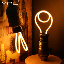 2019 Led Light Bulb strip Decoration Edison Bulb AC 220V 4W 4.5W 8W E27 Lampada LED Lamp Holiday Lights Novelty Christmas Lamp