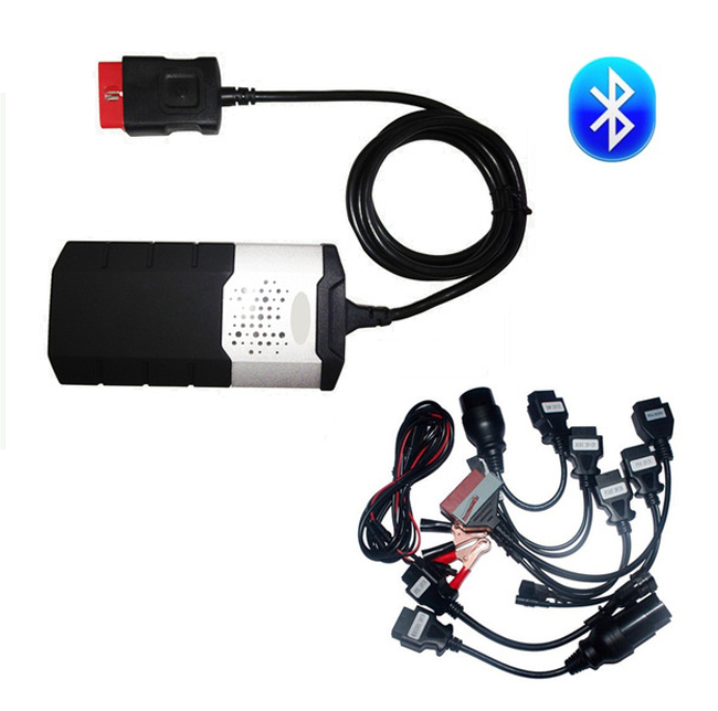 2016 R0 201503 R3 obd2 obdii diagnostic tool for cars trucks with bluetooth vd ds150e cdp