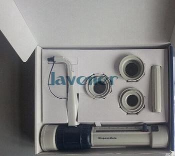 5-50ml Bottle Top Dispenser DispensMate Plus Lab Kit Tool High Tem Sterilization