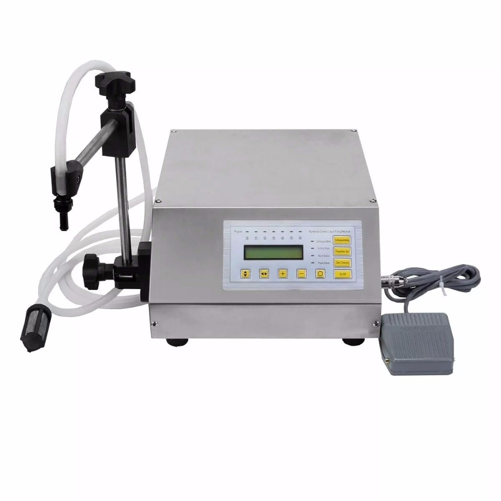 110V Numerical Control juice filling machine(3-3000ml), Liquid filler GFK-160110V Numerical Control juice filling machine(3-3000ml), Liquid filler GFK-160