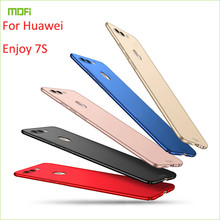 MOFI Case For Huawei Enjoy 7S Cover High Quality Hard Phone Shell Ultra thin