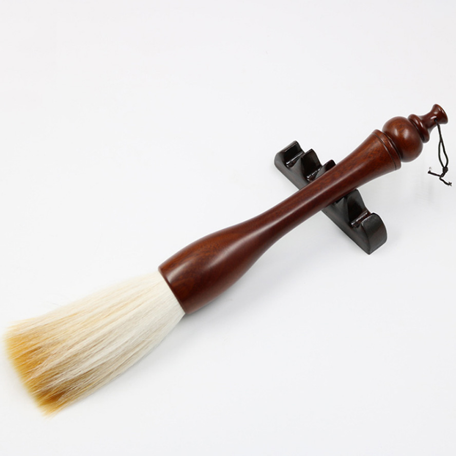 1 piece Chinese Calligraphy Brushes Mixed hair king size brush Hopper-shaped Brush for painting calligraphy Art supplies 1 piece mixed hair big chinese calligraphy painting brush ink pen brush hopper shaped painting supply art stationary