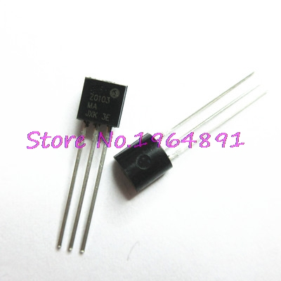 10pcs/lot Z0103MA <font><b>Z0103</b></font> TO-92 In Stock image