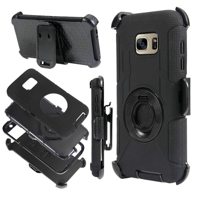 online store a8868 b84fb For Samsung Galaxy Note 4 Case Heavy Duty Rugged Armor Coque For Samsung  Note 4 Cover Note5 Note 3 Case Belt Holder Shockproof