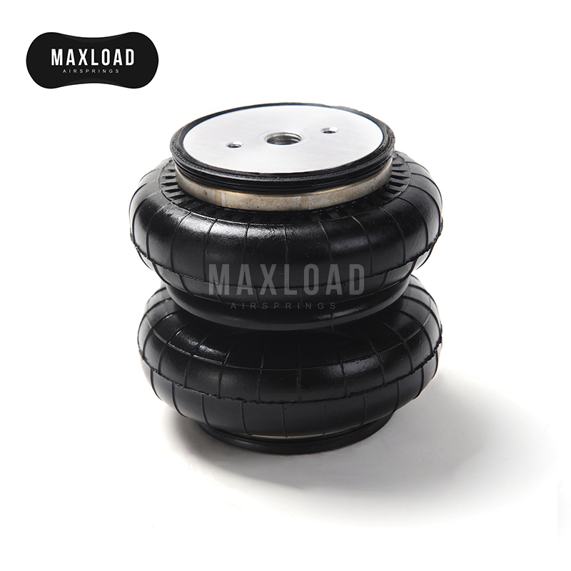 105K-2 (Thread pitch M50*1.5mm/M52*1.5 etc.) Dia.105mm Front Air suspension Double convolute rubber airspring/airbag shock105K-2 (Thread pitch M50*1.5mm/M52*1.5 etc.) Dia.105mm Front Air suspension Double convolute rubber airspring/airbag shock