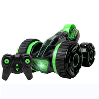 High Speed Remote Control Car 6CH Stunt Sport Utility Vehicle With LED Light + Rechargeable Battery + Charger