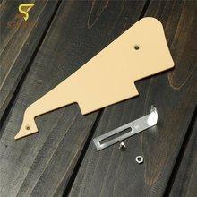 1 Set of Electric Guitar Plastic Scratch Brackets Holder Screws Selector Cover Back Pickguards Guitar Parts & Accessories