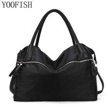 2017 New Nylon Women Shoulder Bags Hobos Designer Handbags For Women Tote bag Ladies Messenger Bags Bolso Female pouch