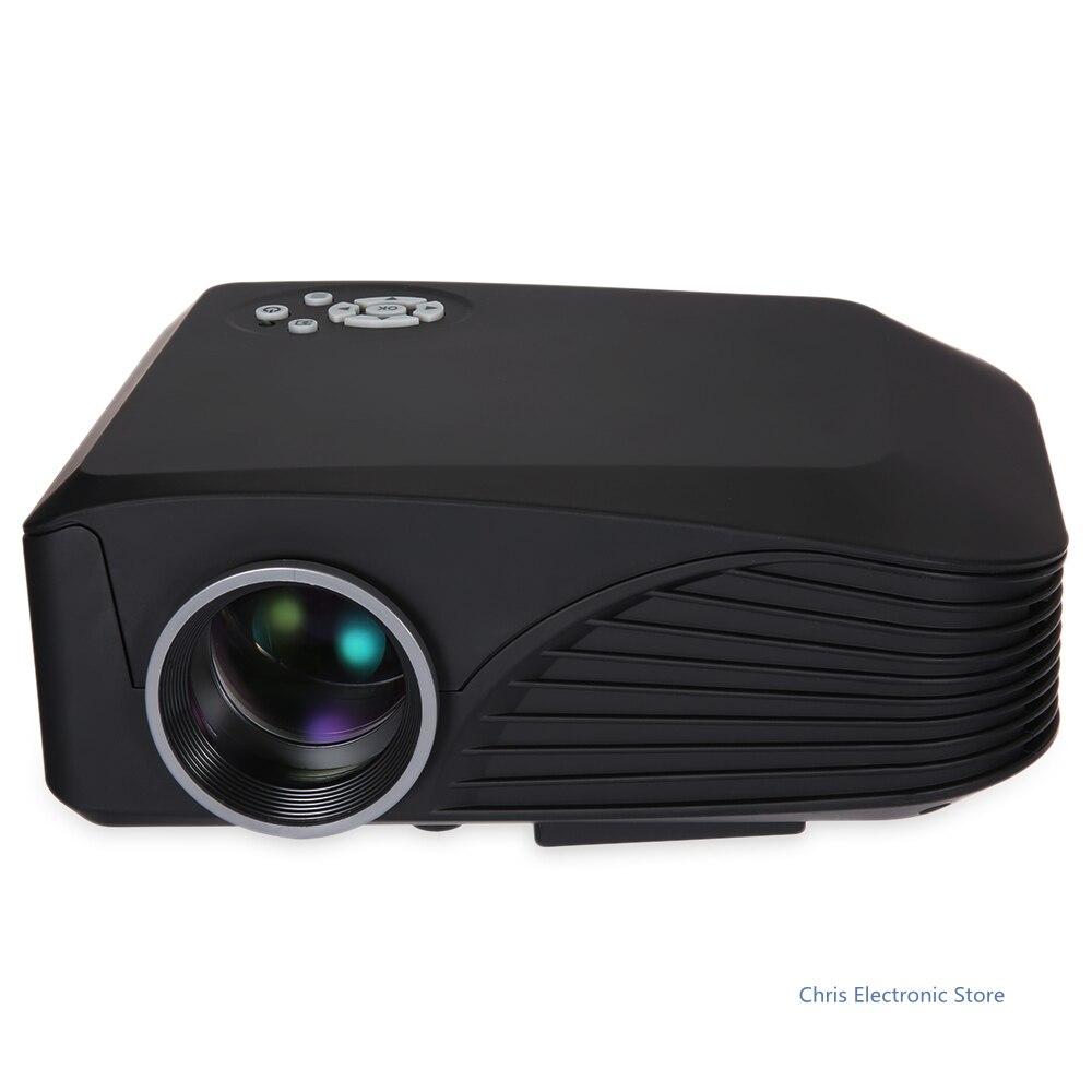 H88 Protale Multimedia con soporte de Alta Resolución Full HD 3D Proyector LCD P
