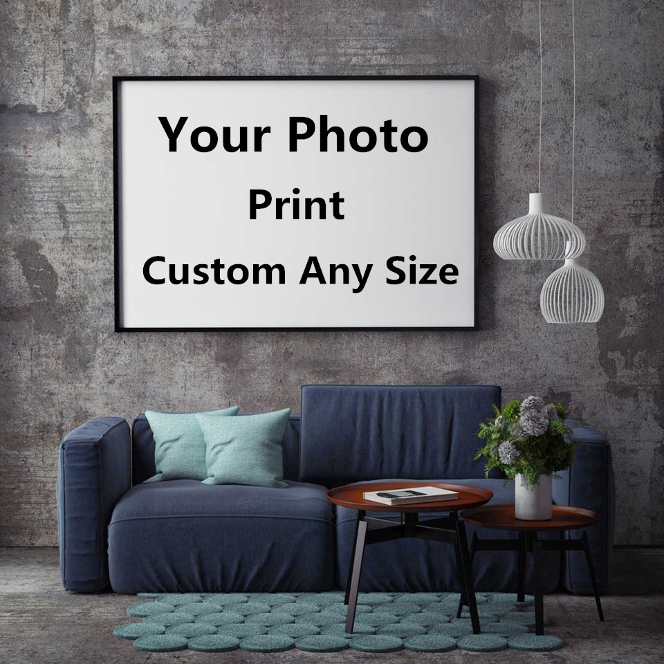 Us 5 0 Drop Shipping 1 Pieces Customized Prints Paintings Modular Custom Made Canvas Pictures Home Decor Framework In Painting Calligraphy From