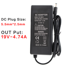 цена на 19V 4.74A AC Power Supply Adapter Laptop Notebook 19 V Volt Power Adapter 19V 4.74A Charger For Asus K53B K53BY K53E K53F Laptop