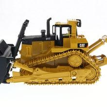 1:50 DM-85212 Cat D11T гусеничный трактор игрушка