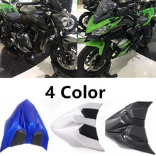 Z650 for kawasaki seat cowl Tail Cover with Rubber pad for kawasaki Z 650 2017 NINJA650 12-17 Moto Motorcycle Accessories Parts