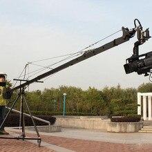 15.8ft панорамирующая головка 5 кило камера кран стрелы руки видео 7 дюймов HDMI монитор комплект