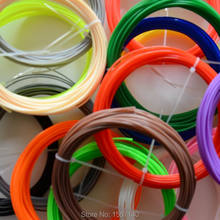 20M 3D Printer Filament ABS 1.75mm 3D Printing Materials For 3D Pen 3D Printer