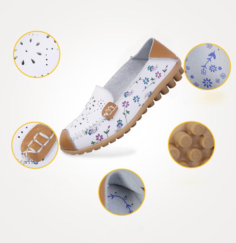 AH 3599 (12) women's loafer shoe