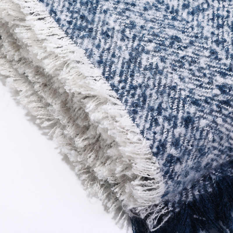 2019 New Herringbone Winter Scarf Luxury Brand Design Cashmere Scarf Soft Warm Scarves For Women Shawl For Ladies Kerchief