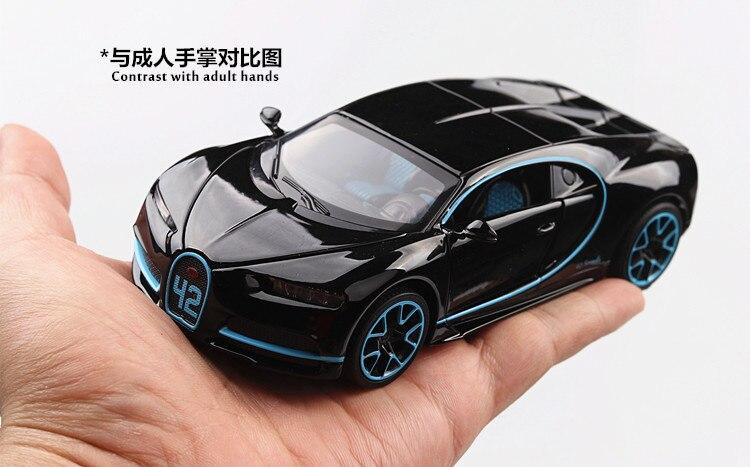 Bugatti Chiron Toy Car 15cm 31