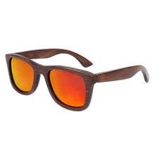 BerWer High Quality UV400 Protection sunglasses Fashion Bamboo Sun Glasses Women Men Designer Eyewear